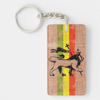 King lion keychain