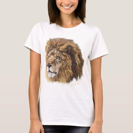 King Lion T-Shirt, Woman's T-Shirt
