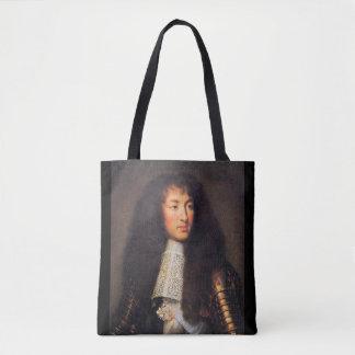King Louis XIV Tote Bag
