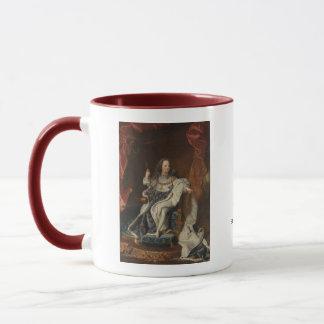 King Louis XV as a Child by Hyacinthe Rigaud Mug