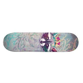 King Mapache ·#Tabla of skate Skate Boards