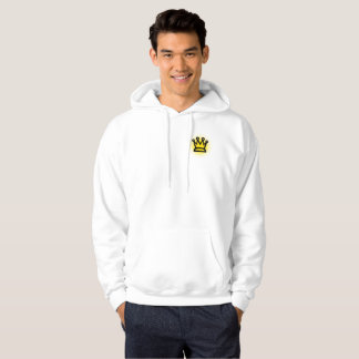King Men's Basic Hooded Sweatshirt