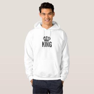 KING Men's Hoodie