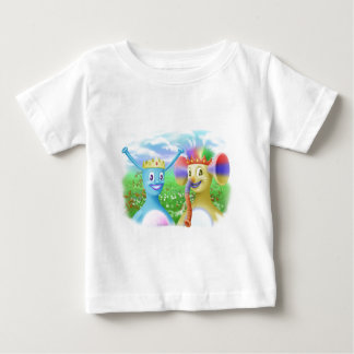 King Monty and Prince Marvin Baby T-Shirt