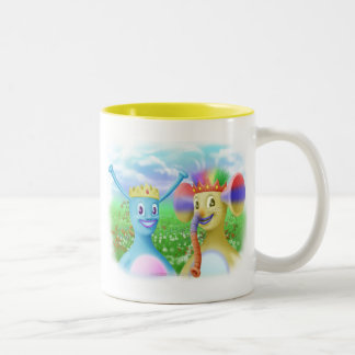 King Monty and Prince Marvin Mugs