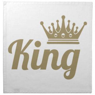 King Napkin