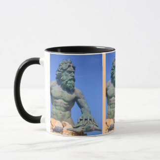 King Neptune by Shirley Taylor Mug