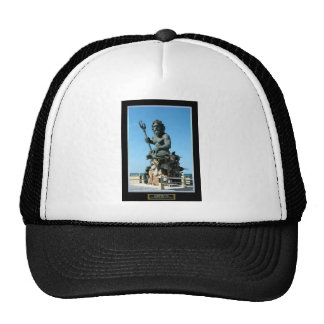 King Neptune Mesh Hat