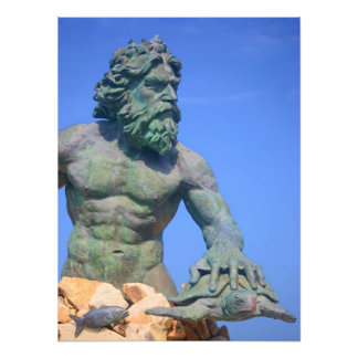 King Neptune Photo