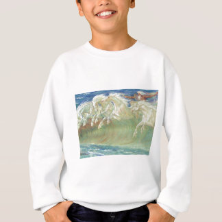KING NEPTUNE'S HORSES RIDE THE WAVES SWEATSHIRT