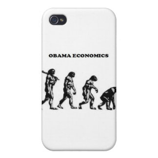 King Obama-Not iPhone 4 Cover