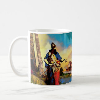 King of Assyria Mug
