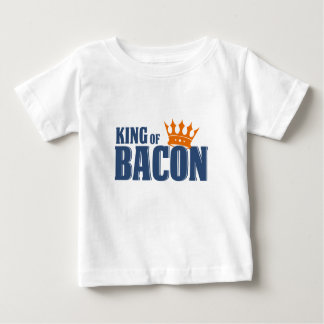 King of bacon baby T-Shirt