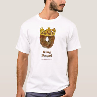 King of Bagels T-Shirt