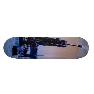 King of Battle Skate Board Deck