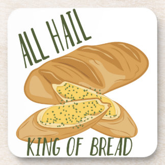 King Of Bread Coasters