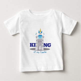 King Of Castle Baby T-Shirt