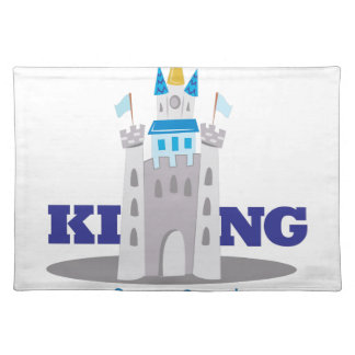 King Of Castle Placemat