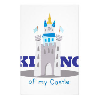 King Of Castle Stationery