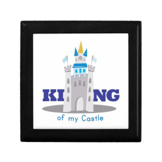 King Of Castle Trinket Boxes