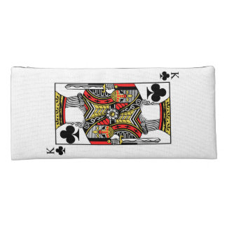 King of Clubs - Add Your Image Pencil Case