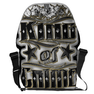 King Of Crime Ramirez Messenger Bag