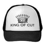 KING OF CUT CAP HAT
