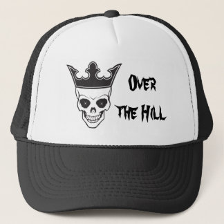 King of Death Trucker Hat