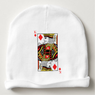 King of Diamonds Baby Beanie