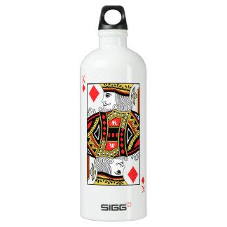 King of Diamonds Water Bottle