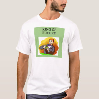 king of euchre T-Shirt