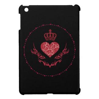 King of heart iPad mini cover