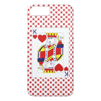 King Of Hearts iPhone Cover