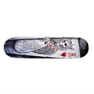 King of Hearts Skate Board Decks