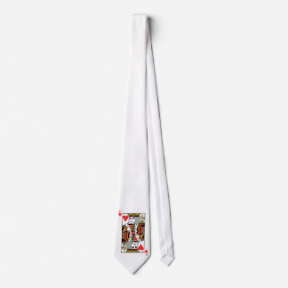 King of Hearts Tie