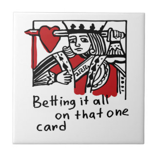 KIng of Hearts Tile