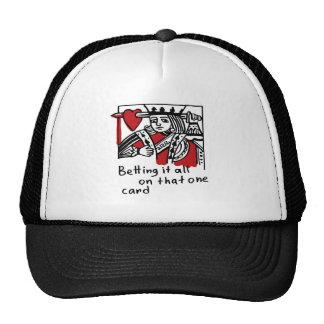 KIng of Hearts Trucker Hat