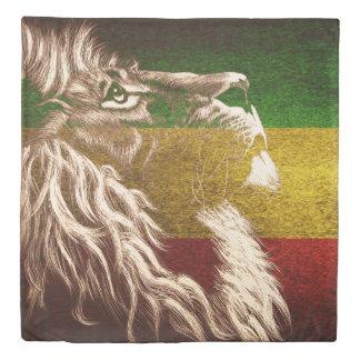 King Of Judah Duvet Cover
