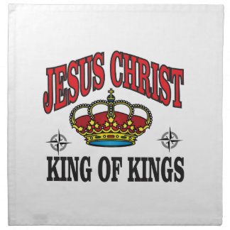 king of king crown napkin
