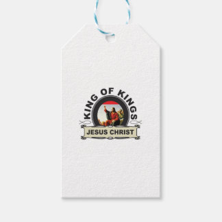King of kings JC Gift Tags