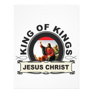 King of kings JC Letterhead