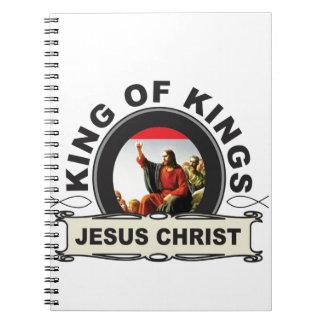King of kings JC Notebooks
