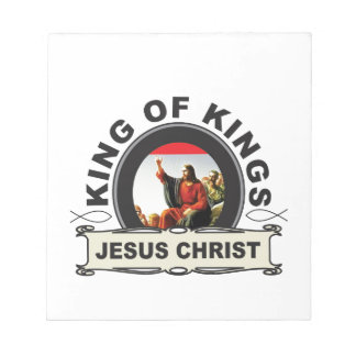 King of kings JC Notepad