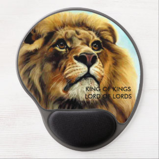 King of Kings Lord of Lords Gel Mouse Pad