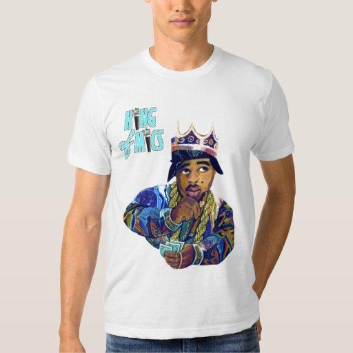King of Mics Tee Shirt