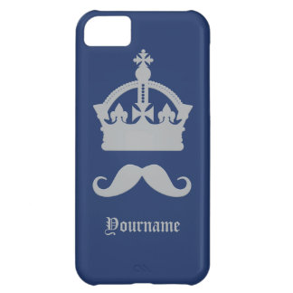 King of Mustaches custom cases