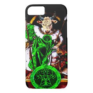 King of Pentacles Tarot Card iPhone 7 Case