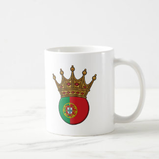 King Of Portugal Coffee Mug