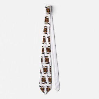 King of Spade tie