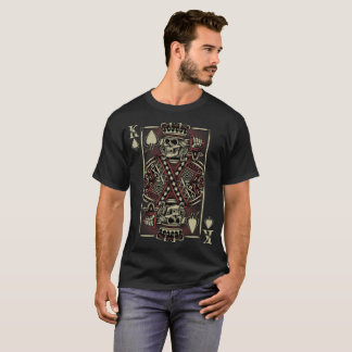King of Spades 101 T-Shirt